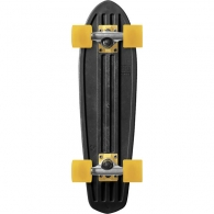 Globe Bantam Black/Raw/Yellow
