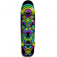 Element Yellow Shroom Skateboard