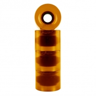 Penny Wheels 59mm Clear Orange