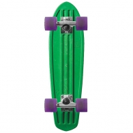 Globe Bantam Green/Raw/Clear Purple