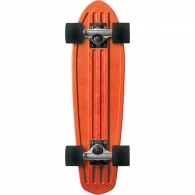 Globe Bantam Orange/Raw/Black