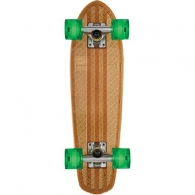 Globe Bantam Clear Brown/Raw/Green