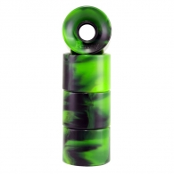 Penny Wheels 59mm Green/Black