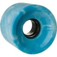 Globe Bantam Swirls 62mm Wheels Blue/White