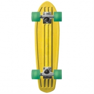 Globe Bantam Yellow/Raw/Green