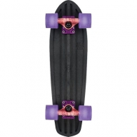 Globe Bantam Black/Tie-Dye/Purple