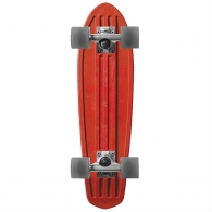 Globe Bantam Red/Raw/Clear Black